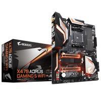 Placa-Mãe Gigabyte X470 Aorus Gaming 5 Wi-Fi, AMD AM4, ATX, DDR4