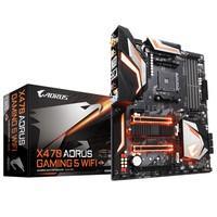 Placa-Mãe Gigabyte X470 Aorus Gaming 5 Wi-Fi, AMD AM4, ATX, DDR4
