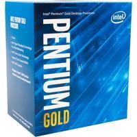 Processador Intel Pentium Gold G5600 Coffee Lake 8a Geração, Cache 4MB, 3.9Ghz, LGA 1151, Intel HD Graphics 630 BX80684G5600