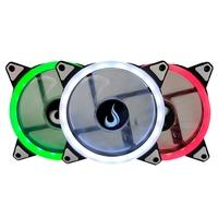 Kit Cooler FAN Rise Smart, Dual Led, RGB 120mm RM-FN-02-RGB