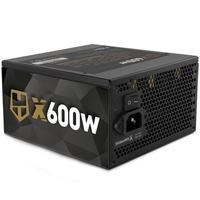 Fonte Nox 600W 80 Plus Bronze Semi-Modular Hummer X - NXHUMMERX600WBZ