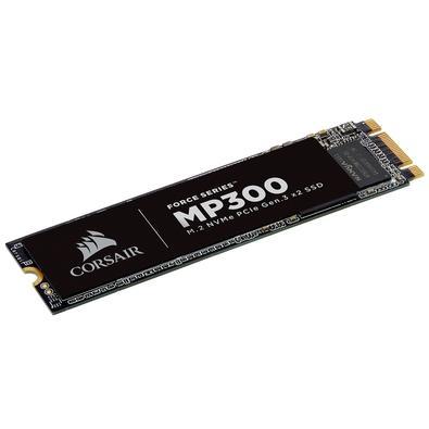 SSD Corsair Force Series MP300, 960GB, M.2 NVMe, Leitura 1600MB/s, Gravação 1080MB/s - CSSD-F960GBMP300