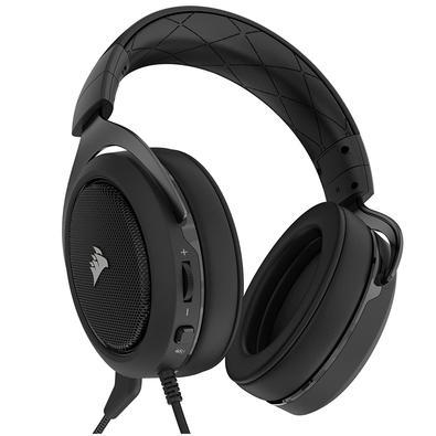 Headset Gamer Corsair 7.1 USB Preto HS60 PRO - CA-9011213-NA