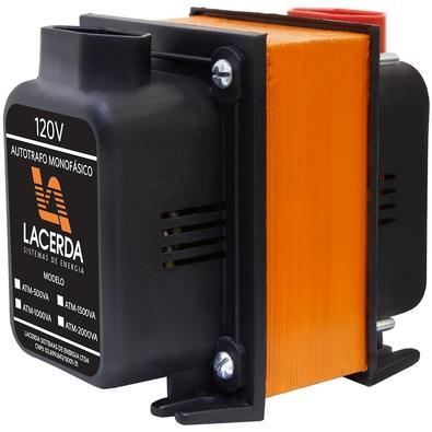 Auto Transformador Lacerda ATM 1000VA 220V-120V 60HZ - 411010021-C00