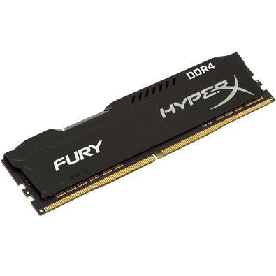 Memória HyperX Fury, 16GB, 2933MHz, DDR4, CL17, Preto - HX429C17FB/16