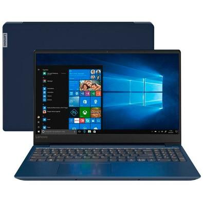Notebook Lenovo 330S, Intel Core i5-8250U, 8GB, 1TB, AMD Radeon 535 2GB, Windows 10 Home, 15.6´, Azul - 81JN0000BR