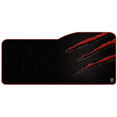 Mousepad Gamer Dazz Nightmare, Speed, Extra Grande (795x345mm) - 624886