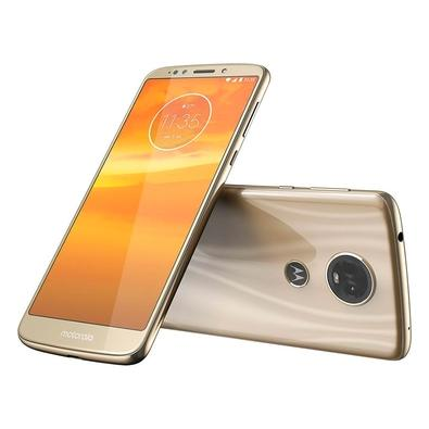 Smartphone Motorola Moto E5 Play, 16GB, 8MP, Tela 5.3´, Ouro - XT1920