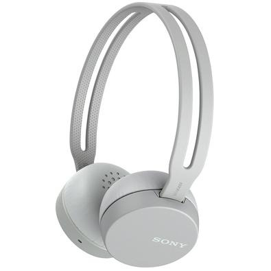 Headphone Sony Bluetooth Cinza - WH-CH400/H
