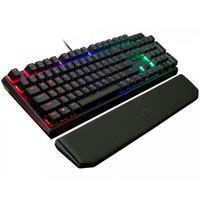 Teclado Mecânico Gamer Cooler Master Masterkeys MK750, RGB, Switch Cherry MX Red, US - MK-750-GKCR2-US