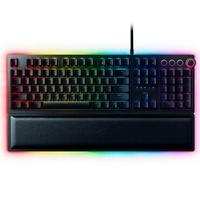 Teclado Óptico Mecânico Gamer Razer Huntsman Elite, Switch Razer Purple, US