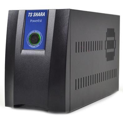 Estabilizador TS Shara Powerest, 2000VA, Bivolt, 6 Tomadas - 9011 Black