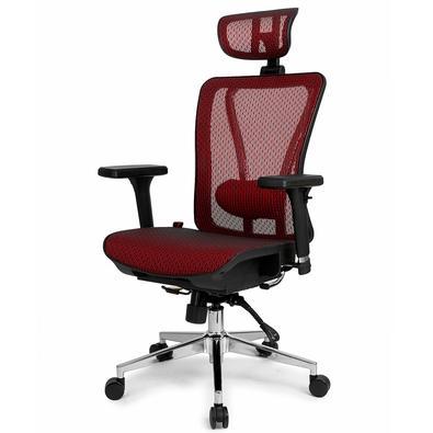 Cadeira DT3office Moira, Red - 11216-1