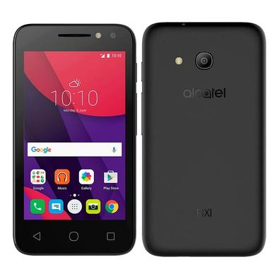 Smartphone Alcatel Pixi 4, 8GB, 8MP, Tela 4´, Preto - 4034E