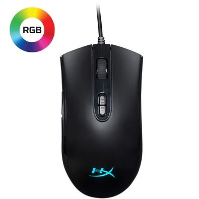 Mouse Gamer HyperX Pulsefire Core RGB 6200 DPI - HX-MC004B