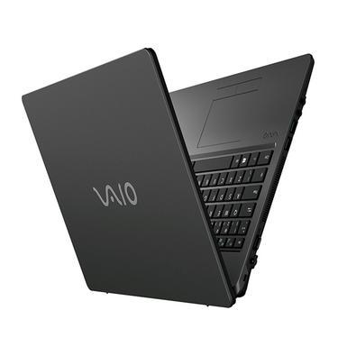Notebook Vaio Fit 15S, Intel Core i5-7200U, 4GB, 1TB, Windows 10 Home, 15.6´, Chumbo - VJF155F11X-B0811B