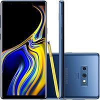 Smartphone Samsung Galaxy Note 9 SM-N9600, Octa-Core, Android 8.1, Tela 6.4´, 128GB, 12+12MP, 4G, Dual Chip Desbloqueado - Azul