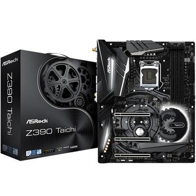 Placa-Mãe ASRock Z390 Taichi, Intel LGA 1151, ATX, DDR4