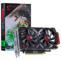 Placa de Vídeo PCYes NVIDIA GeForce GTX 550 Ti 1GB, GDDR5 - PV55TX1GD5128DF