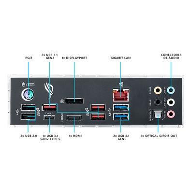 Placa-Mãe Asus ROG Strix Z390-F Gaming, Intel LGA 1151, ATX, DDR4