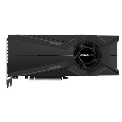 Placa de Vídeo Gigabyte NVIDIA GeForce RTX 2080 Turbo OC 8G, GDDR6 - GV-N2080TURBO OC-8GC