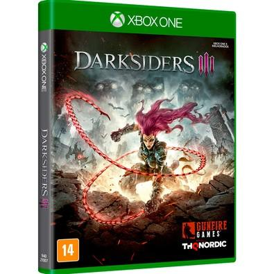 Game Darksiders III Xbox One
