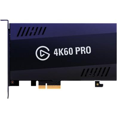 Placa de Captura Elgato 4K60 Pro 2160p60, PCle x4 - 10GAG9901