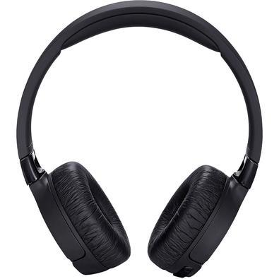 Headphone JBL Tune 600 BT NC, Bluetooth, Preto - JBLT600BTNCBLK
