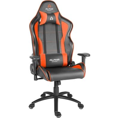 Cadeira Gamer Alpha Gamer Pollux Black Orange