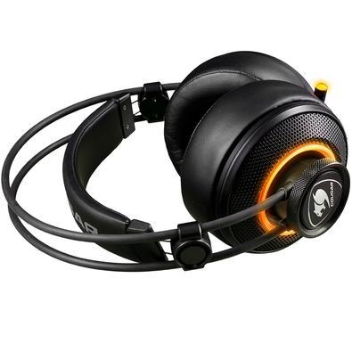 Headset Gamer Cougar Immersa Pro Black 7.1 - 3H700U50B-0004
