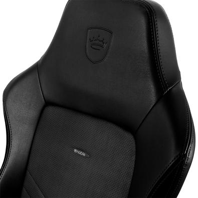 Cadeira Gamer Noblechairs Hero, Black - NBL-HRO-PU-BLA