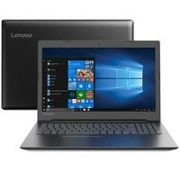 Notebook Lenovo B330-15IKBR Intel Core i3-7020U, RAM 4GB, HD 500GB, 15.6´, Windows 10 Pro, Preto - 81M10000BR