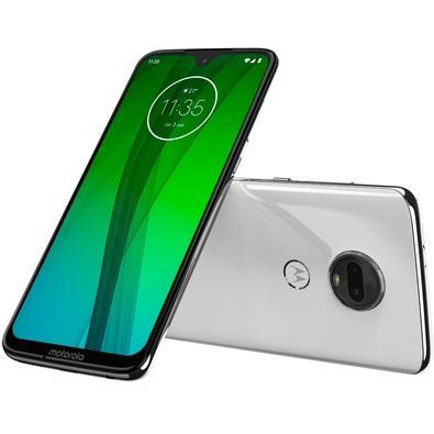 Smartphone Motorola Moto G7, 64GB, 12MP, Tela 6.2´, Polar - XT1962-4