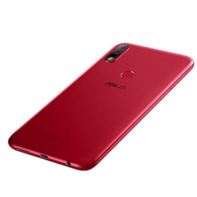 Smartphone Asus Zenfone Max Plus M2, 32GB, 12MP, Tela 6.2´, Vermelho - ZB634KL-4C003BR