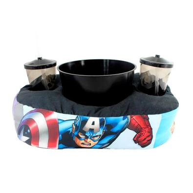Kit Pipoca Vingadores Marvel