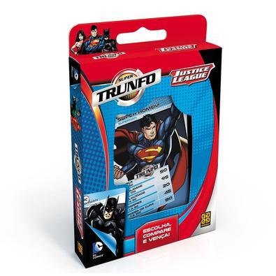 Super Trunfo DC Comics - Grow