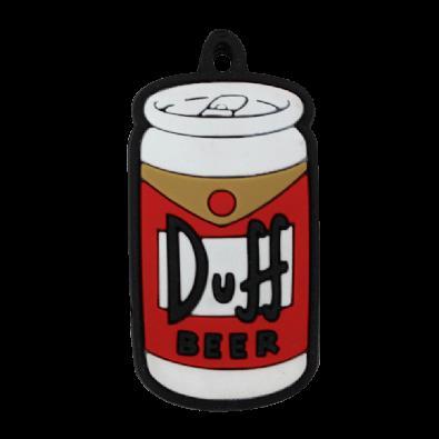 Capa de Chave Duff Beer Simpsons