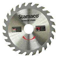 Disco De Serra De Vídea 250mm - 24 Dts Stamaco 250mm