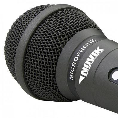 Microfone Com Fio Profissional Fnk-5