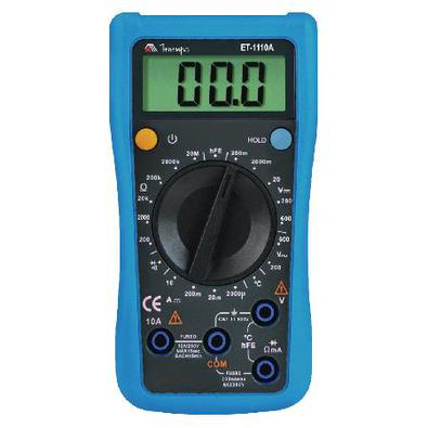 Multimetro Digital 3 1/2 Et-1110A