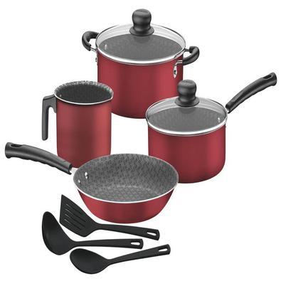 Kit para cozinha de Alumínio com Revestimento Interno de Antiaderente 7 peças Tramontina