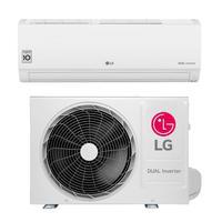 Ar Condicionado Split Hi Wall Dual Inverter LG Voice 9.000 Btus Frio 220v