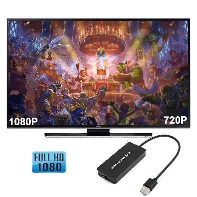 Placa de Captura de Vídeo Ezcap, 311, HDMI para USB, UVC HD 1080p, Live Streaming