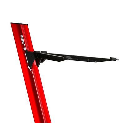 Suporte Para Teclado E Periféricos Stay Slim 1100/01 Vermelho