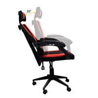 Imagem de Cadeira Gamer Elg Spider Apoio Lombar Encosto Reclinável - CH10SP