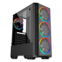 Computador Gamer Skill  Intel i5 9400F, 8GB DDR4, HD 1TB, 500W 80 Plus, GTX 1050 TI 4GB - 37169