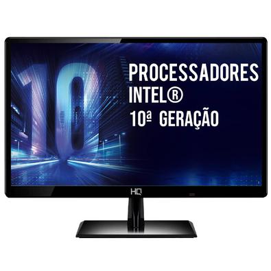 Computador Skill Completo, Intel 10ª Geração Core i5 10400, Monitor 21.5