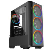 Computador Gamer Skill, AMD Ryzen 5 3400G, Radeon RX VEGA 11, 8GB DDR4 Ballistix, SSD 480GB