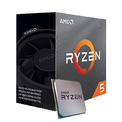 Kit Upgrade Skill Gamer AMD Ryzen 5 3600, Placa-Mãe Asrock A320M-HD, Memória 8GB DDR4 Crucial Ballistix