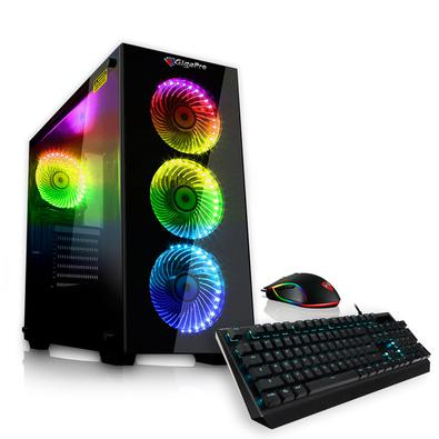 Pc Gamer Gigapro G4560 B250, 240Ssd, 1Tb, 8Gb, 1030 Bsco - UI04001051